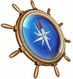 Navigeringbegrepp Arkivbild