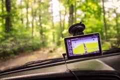 Navigeringproblem Fotografering för Bildbyråer