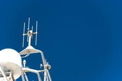navigeringsystem arkivfoto
