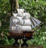 Navighi la nave Immagine Stock