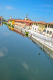Navigli Stock Photography