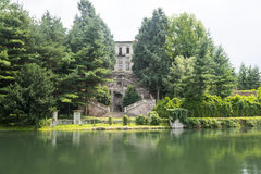 Naviglio Grande (Milan, Italy) Royalty Free Stock Images