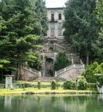 Naviglio Grande (Milan, Italy) Stock Image