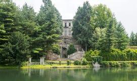 Naviglio Grande (Milan, Italy) Royalty Free Stock Photos