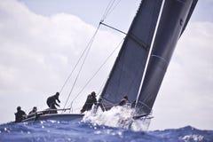 40º naviguant Trophy Conde de Godo Image libre de droits