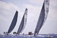 40º naviguant Trophy Conde de Godo Photos libres de droits