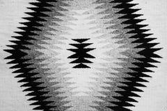Navijo filtdesign Arkivfoton