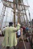 Navio alto Shtandart Foto de Stock