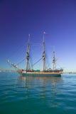 Navio alto sob a vela Foto de Stock