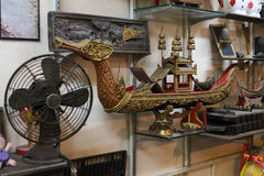 Navio antigo Suphanahong Imagem de Stock Royalty Free