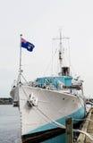 Navio canadense Fotografia de Stock