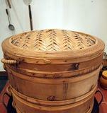Navio de bambu velho Imagens de Stock Royalty Free