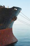 Navio de carga Imagem de Stock Royalty Free