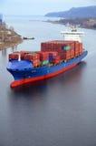 Navio de carga CALISTO Fotos de Stock