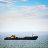 navio de carga Ro-ro Imagem de Stock Royalty Free