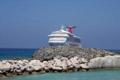 Navio de cruzeiros Fotos de Stock