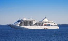 Navio de cruzeiros Imagem de Stock