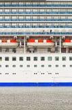 Navio de cruzeiros Foto de Stock