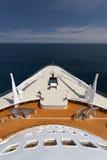 Navio de cruzeiros Fotografia de Stock