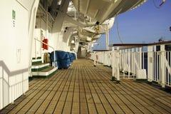 Navio de cruzeiros Imagens de Stock