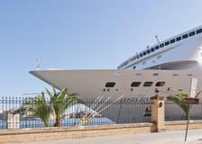 Navio de cruzeiros Costa Riviera neo Imagens de Stock