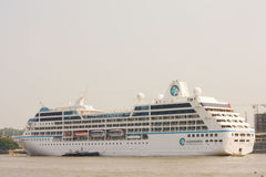 Navio de cruzeiros de Azamara Imagens de Stock