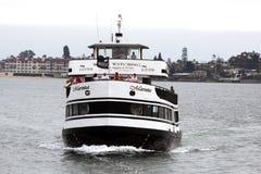 Navio de cruzeiros de Hornblower, San Diego Foto de Stock Royalty Free