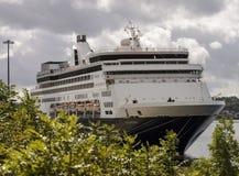 Navio de cruzeiros Maasdam Fotos de Stock Royalty Free
