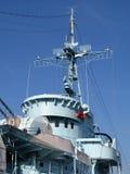 Navio de guerra Fotografia de Stock Royalty Free