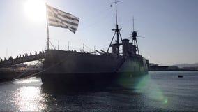 Navio de guerra Averof filme