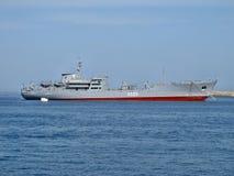 Navio de guerra Donbas Imagens de Stock