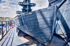 Navio de guerra Texas Fotos de Stock Royalty Free