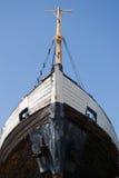 Navio de madeira velho foto de stock