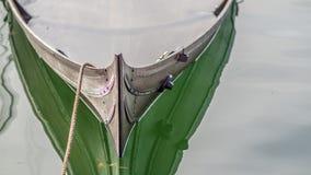 Navio de naufrágio de viquingue Fotos de Stock Royalty Free