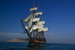 Navio de navigação Imagem de Stock Royalty Free