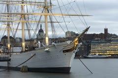 Navio de navigação, af Chapman imagem de stock royalty free