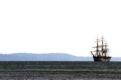 Navio de navigação de Vespucci Imagens de Stock Royalty Free