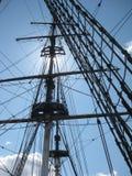 Navio de navigação que equipa 1 Imagens de Stock