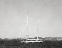 Navio de navigação velho foto de stock royalty free