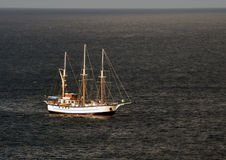 navio de navigação velho imagens de stock royalty free