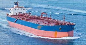 Navio de petroleiro Foto de Stock