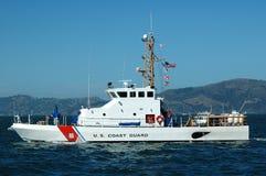 Navio de protetor da costa dos E.U. imagem de stock royalty free