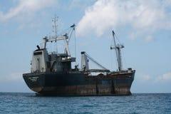 Navio de Zanzibar imagens de stock royalty free