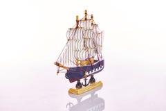 Navio do brinquedo Imagem de Stock Royalty Free