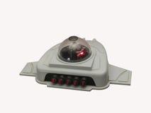 Navio do escuteiro do UFO Fotos de Stock Royalty Free