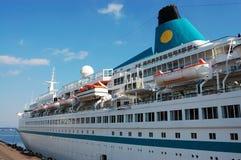 Navio do oceano Foto de Stock