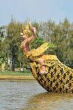 Navio dourado de Garuda Fotos de Stock