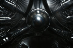 Navio estrangeiro metálico Foto de Stock