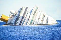 Navio inoperante Imagem de Stock