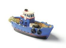 Navio modelo Imagens de Stock